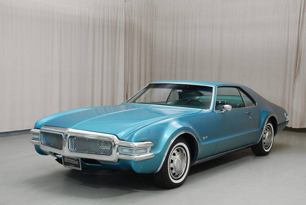 The Oldsmobile Toronado