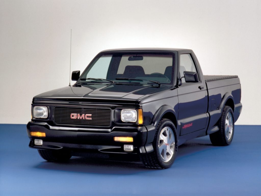 A Look Back At The Gmc Syclone Auto Truck Review