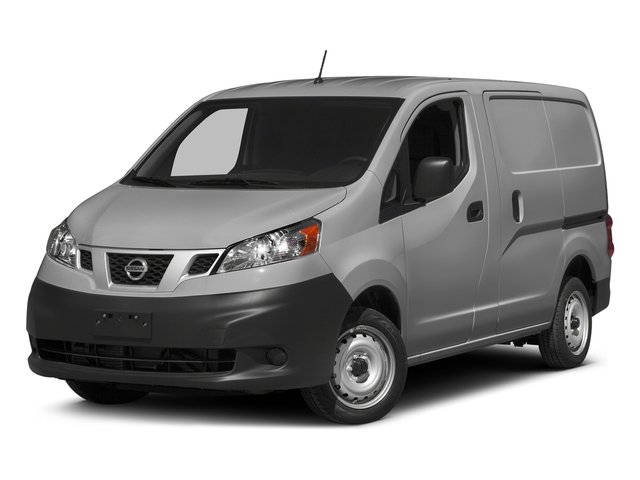 The Nissan NV200