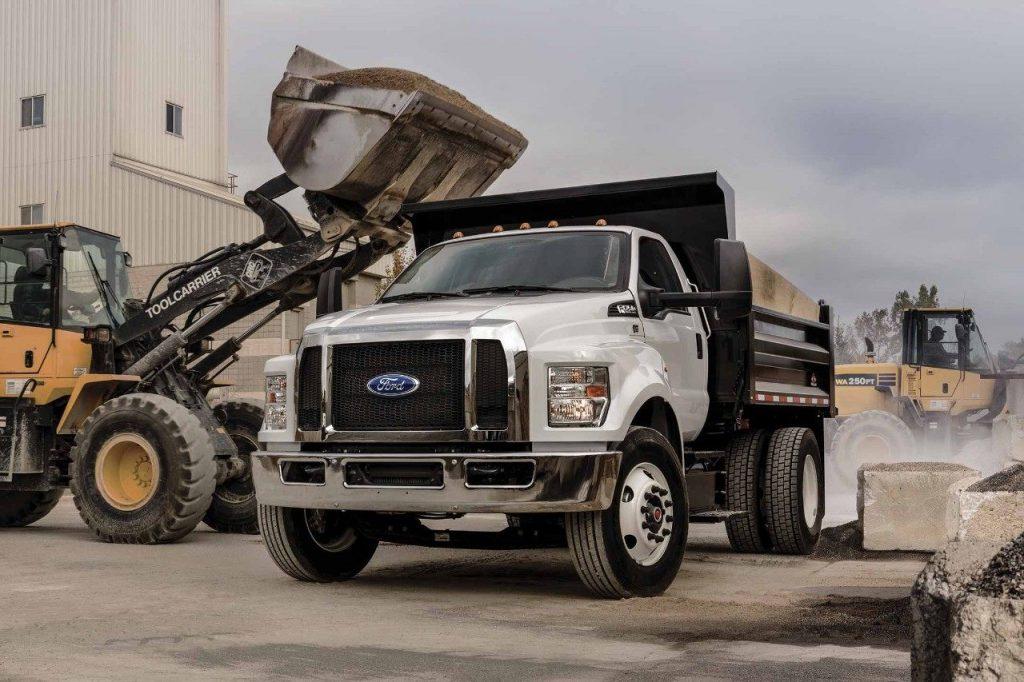 Ford F-650/750 Dump Body