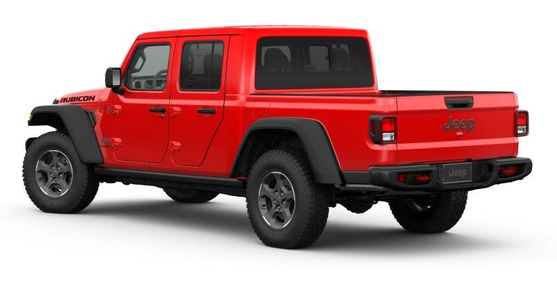 The Jeep Gladiator