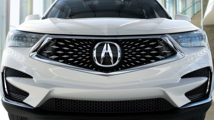 2019 Acura RDX Review Gallery