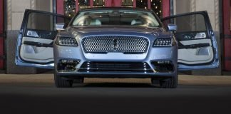 Lincoln Will Revive the Classic Suicide-Door s