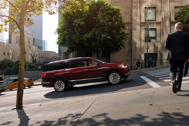 The 2019 Lincoln Navigator