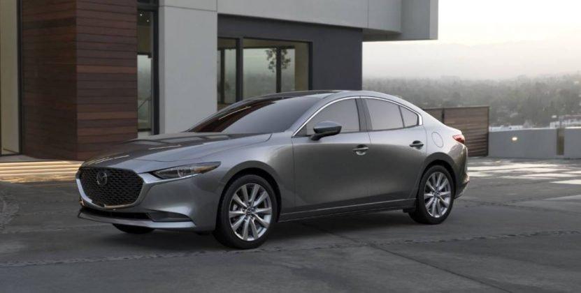 The 2019 Mazda3