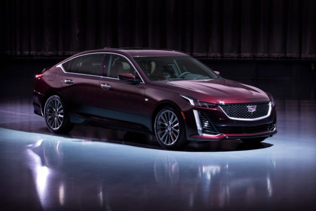 THE CADILLAC CT5 SEDAN