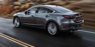 2019 Mazda6 Signature Edition
