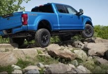 THE FORD SD TREMOR OFF-ROAD PACKAGE