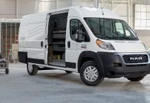 2020 Ram Promaster Van