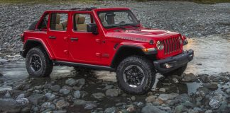 2020 Jeep Wrangler Diesel-Red