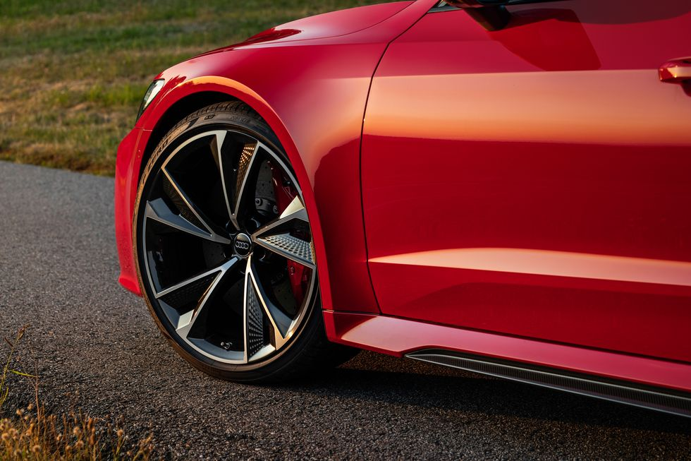 2020 The Audi RS7