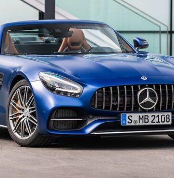 2020 MERCEDES BENZ AMG GT