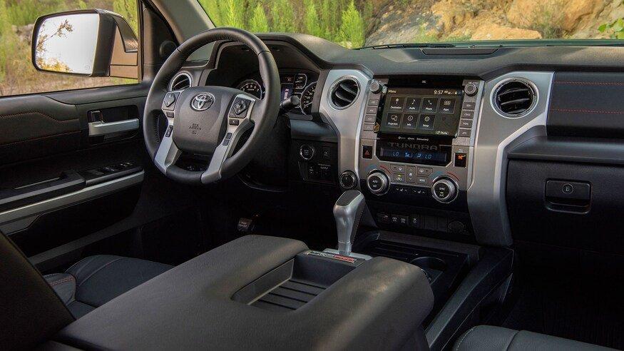 Toyota Tundra TRD Interior