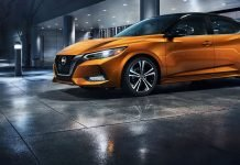 THE 2020 NISSAN SENTRA SR