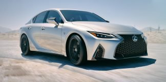 A Look At The 2021 LEXUS IS