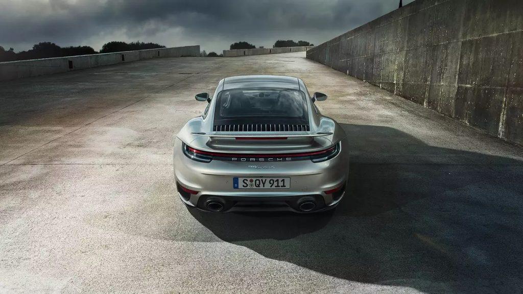 2021 PORSCHE 911 TURBO S