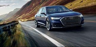 2020 Audi S8