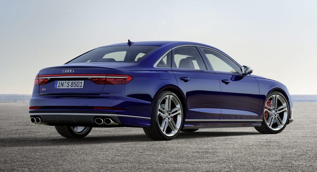 The 2020 Audi A8