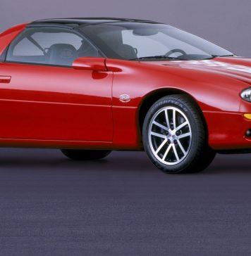 1993-2002 Chevrolet Camaro