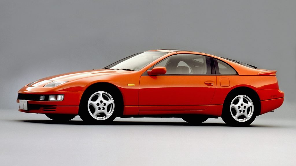 The Nissan 300ZX Turbo
