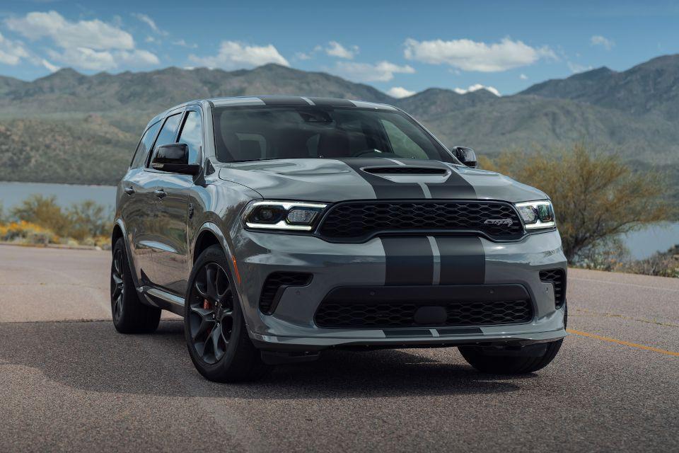 2021 Dodge Durango Hellcat