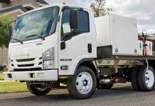 Isuzu N-Series Gas Truck