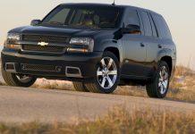 2006-2009 Chevrolet Trailblazer SS