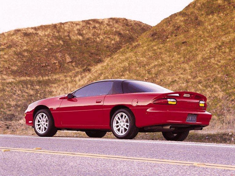 1993-2002 Chevrolet Camaro Z/28