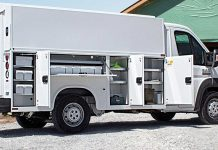 Ram ProMaster 3500 Chassis Cab