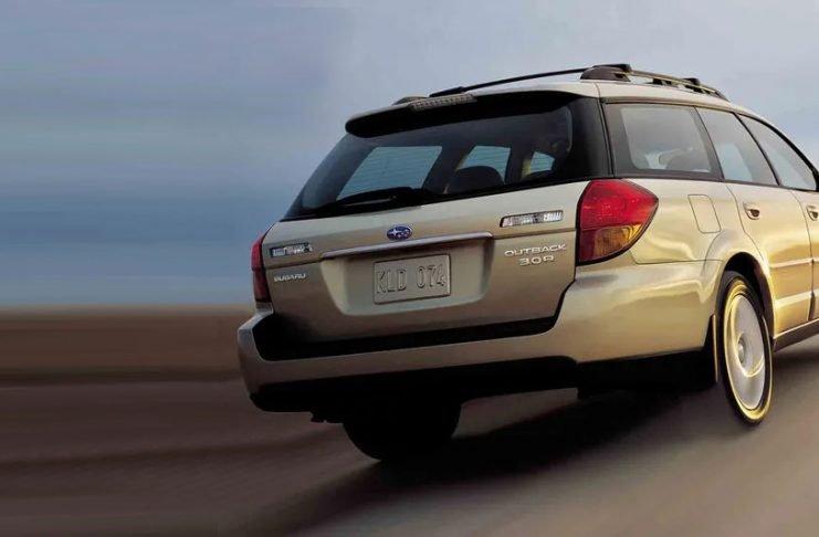 2005–2009 Subaru Outback