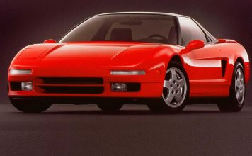 A Look Back At The Iconic Acura NSX