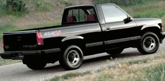 Big Block Chevrolet 454 SS