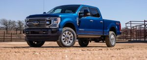 Ford F-350 Limited