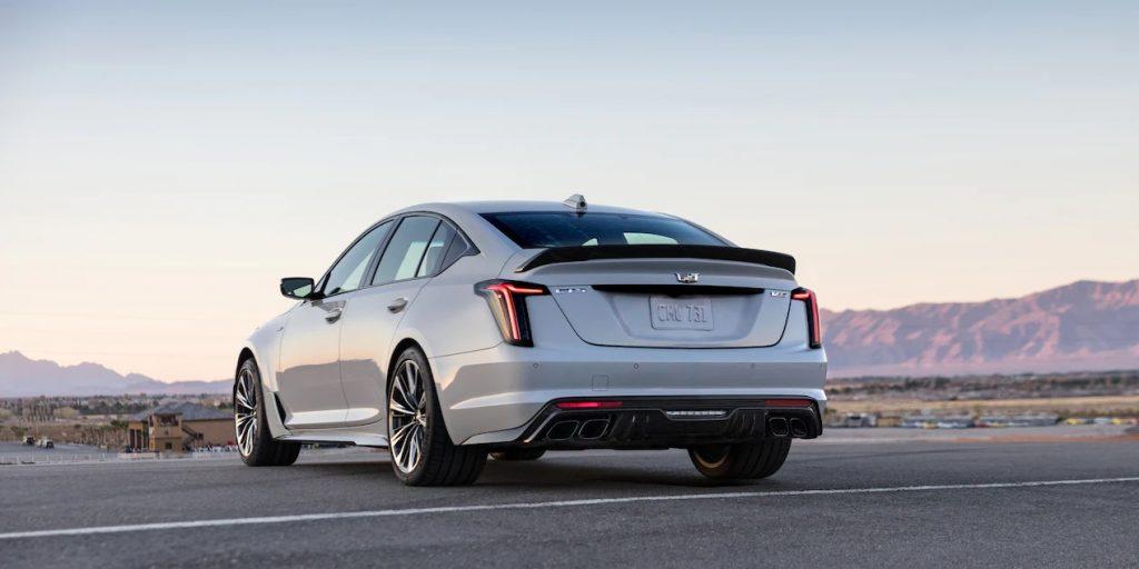 Cadillac CT5-V BLACKWING
