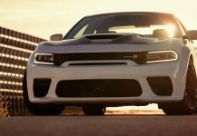 dodge Charger 392 Scat Pack Widebody